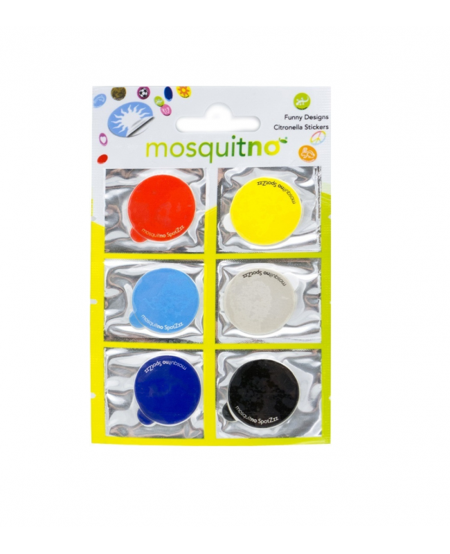 Insect Repellent SpotZzz - 6 stickers